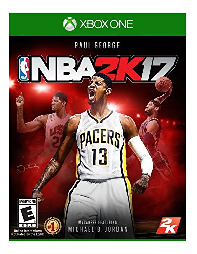 51xRUQpwmQL - NBA 2K17 - Standard Edition - Xbox One -One S Brand New