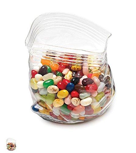 Unzipped Glass (Unzipped Glass Zipper Bag)