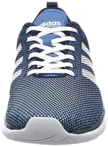 1 3 ftwbla Zapatilla Nº Super Flex azubas Cloudfoam Adidas maruni 43 Blu Neo 0W860ZR