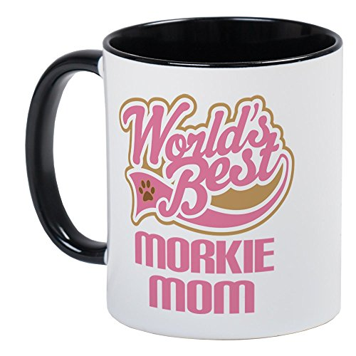 World's Best Morkie Mom Coffee Mug