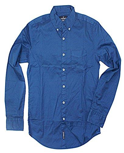 Nanquan Men Button Up Regular Fit Long Sleeve Casual 3D Print Shirt