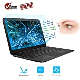 "2-Pack 14 Inch Laptop Screen Protector -Blue Light and Anti Glare Filter, FORITO Eye Protection Blue Light Blocking & Anti Glare Screen Protector for 14"" with 16:9 Aspect Ratio Laptop"