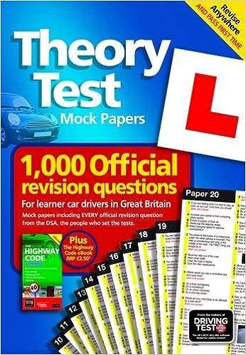 Theory Test Mock Papers: Amazon co uk: Focus Multimedia