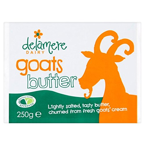 Delamere Goat Butter, 8.8 Oz, Full Case Pack of 10