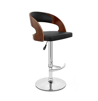 Moda giratoria Silla Ascensor Barra sillas Estilo Europeo taburetes de Bar Desayuno Cocina Silla Ascensor (Color : #6): Amazon.es: Hogar