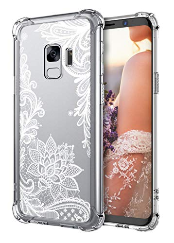 Cutebe Galaxy S9 Case,Shockproof Series Hard PC+ TPU Bumper Protective Case for Samsung Galaxy S9 -