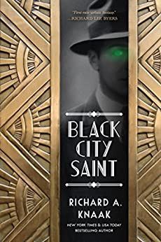 Black City Saint by [Knaak, richard a.]
