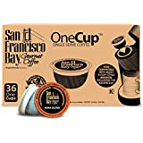 San Francisco Bay One Cup, Kona Blend, 36 Single Serve Coffees