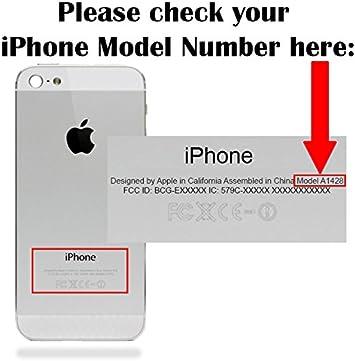 MMOBIEL Kit de Reemplazo de Pantalla T/áctil Compatible con iPhone 5 5C 5S SE Series Negro Incluye Kit de Herramientas