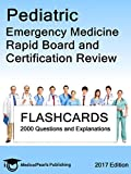 img - for Pediatric Emergency Medicine: Rapid Board and Certification Review book / textbook / text book