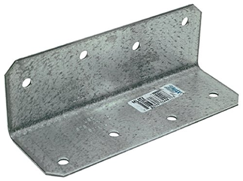Simpson Strong Tie ML26Z ZMAX Galvanized 12-Gauge 2 in. x 6 in. (Outdoor Medium Bracket)