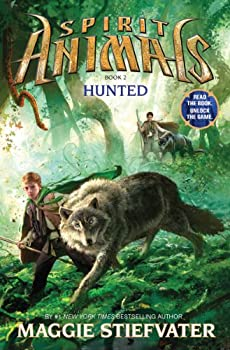 Hunted 0545522447 Book Cover