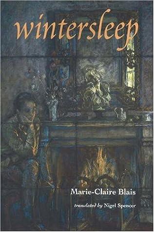 book cover of Wintersleep