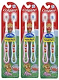 Colgate My First Baby and Toddler Toothbrush, Extra Soft