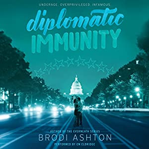 Diplomatic Immunity Audiobook