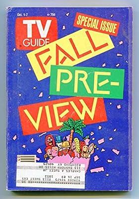 TV Guide-October 1-7-1988-Kentucky Edition