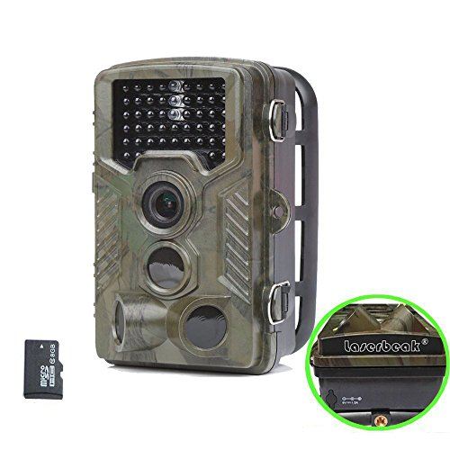 Trail Kamera IP56 wasserdichte Shockproof 2.4