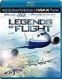 IMAX: Legends of Flight (Single-Disc Blu-ray 3D/Blu-ray Combo) Image