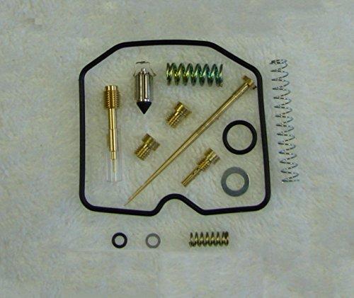 Oriental Power Carburetor Repair Kit For Suzuki Eiger 400 LTA/LTF 4x2/4x4 2002-2007 ()