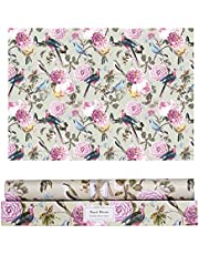 Merriton Scented Drawer Liners, Royal Fresh Scent Paper Liners for Cabinet Drawers, Dresser Shelf, Linen Closet, Perfect for Kitchen, Bathroom, Vanity (6 Sheets) (Royal Bloom)