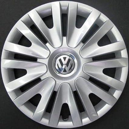 Wheeltrims Set de 4 tapacubos nuevos para Volkswagen Golf 6 ...