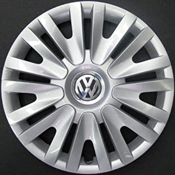 Set of 4 new wheel trims for Volkswagen Golf 6 / Golf 5 / Polo 5