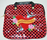 Betseyville By Betsey Johnson Computer Bag (Tatto Chic - Red)