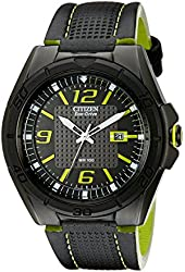 Citizen Men's AW1385-11H Drive From Citizen Eco-Drive BRT Analog Display Black Watch