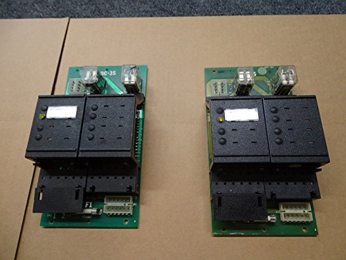 1 Cerberus Pyrotronics System 3 Siemens BC-35 Battery Charger Extender Module from Cerberus Pyrotronics