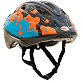 Bell Toddler Ino Helmet, Blue Sugar Storm