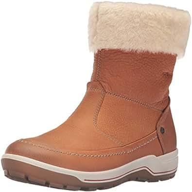 Amazon.com   ECCO Women's Trace W Snow Boot   Snow Boots