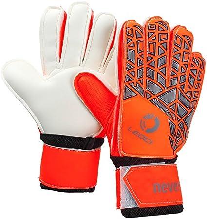Indoor /& Outdoor Soccer Goalkeeper Gloves for Junior or Adult Sizes 6-9 Leoci Soccer Goalie Gloves