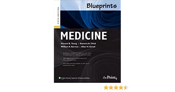Blueprints medicine vincent b young md phd william a kormos md blueprints medicine vincent b young md phd william a kormos md mph davoren a chick md facp 9780781788700 internal medicine amazon canada malvernweather Image collections