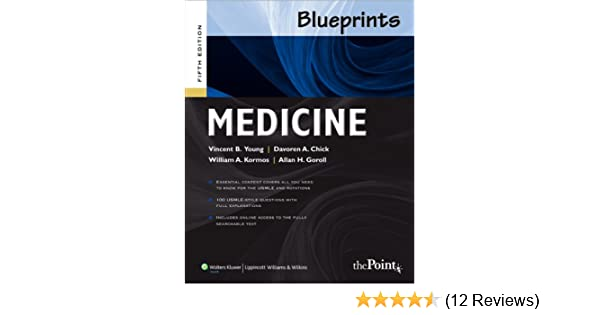 Blueprints medicine blueprints series 9780781788700 medicine blueprints medicine blueprints series 9780781788700 medicine health science books amazon malvernweather Image collections