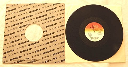 Philly Cream 12 Inch Single Jammin' At The Disco b/w Soul Man PROMO