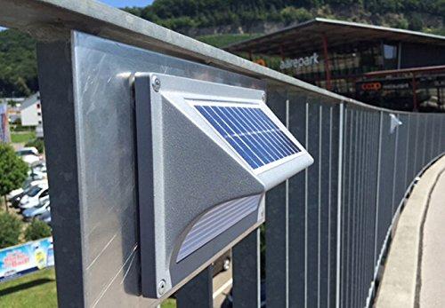 Lampade A Sospensione Allaperto : Mm solare led parete lampada corridoio scale luce all