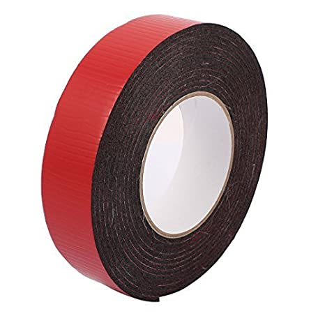 eDealMax de 35 mm de doble lado adhesivo resistente a los golpes de espuma anti-ruido de la cinta Longitud 4M - - Amazon.com