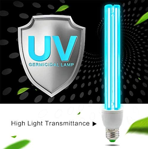 Purificador de Aire a lámpara de esterilización UVC Antibacterial ...