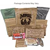 MRE (Meals Ready-to-Eat) Genuine US Military Surplus w/ Menu Selections, 07 Beef Brisket by Western Frontier