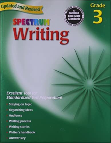 Writing, Grade 3 (Spectrum) Spectrum