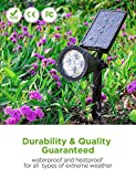 InnoGear Solar Lights Outdoor, Upgraded Waterproof