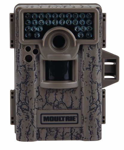 Moultrie M-880 8MP Low Glow Infrared Mini Game Camera, Outdoor Stuffs