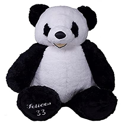 PANDA DE PELUCHE GIGANTE FRIENDLY 165 CM