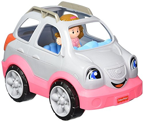 Fisher Price DLF22 Little People SUV