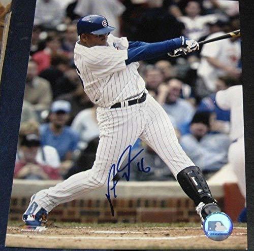 Signed Aramis Ramirez Photo - FILE 8x10 COA - Autographed MLB Photos