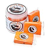 MATCC Car Clay Bar Auto Detailing Clay Bar 3 Pack 100g Premium Grade Clay Bar Cleaner Washing Supplies with Washing and Adsorption Capacity for Cleaning Cars, RV, Boats and Bus
