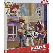 Toy Story 3 48 Piece Puzzle - Buzz, Woody, Jessie, Bullseye by ID