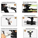COOY Slingshot,Wrist Sling Rocket Professional