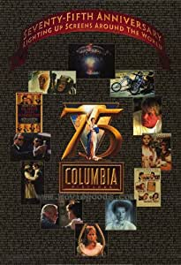 Columbia Pictures 75th Anniversary Poster (27 x 40 Inches - 69cm x 102cm) (9999)