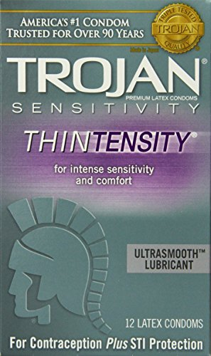 Trojan Sensitivity Thintensity,12-count